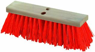 Plastic Bristle Street Broom