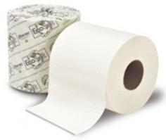 54900 Ecosoft Green Seal Certified 2 Ply Toilet Tissue