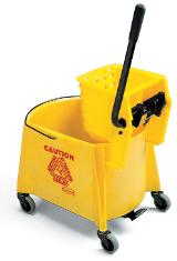 35qt EZMT Bucket w/ Side Press Wringer