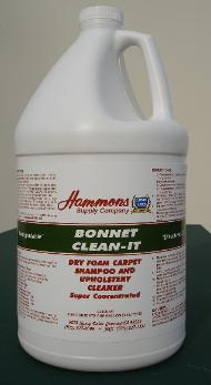 Hammons Bonnet Clean-It