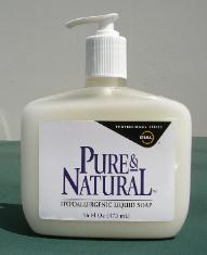 Pure & Natural Hand Soap