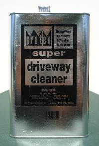 Super Driveway Cleaner