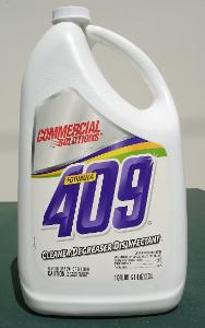 409 Cleaner & Degreaser