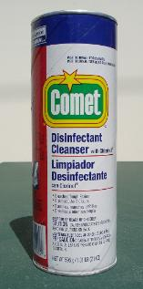 Comet Powdered Cleanser
