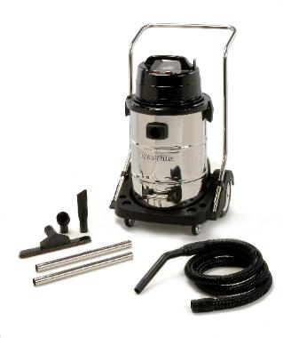 PF55 20 Gallon Stainless Steel Wet & Dry Vacuum