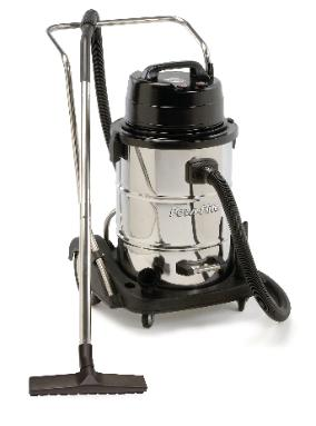 PF57 DUAL MOTOR 20 Gallon Stainless Steel Wet & Dry Vac