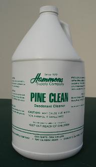 Hammons Pine Clean