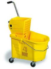 35qt Bucket & Side Press Wringer