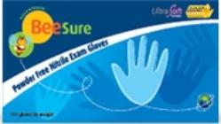 Powder Free Nitrile BLUE Exam Gloves